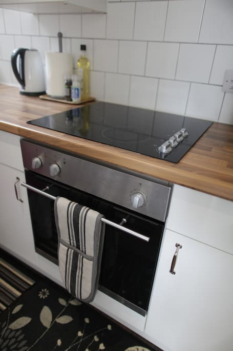 Hob And Oven