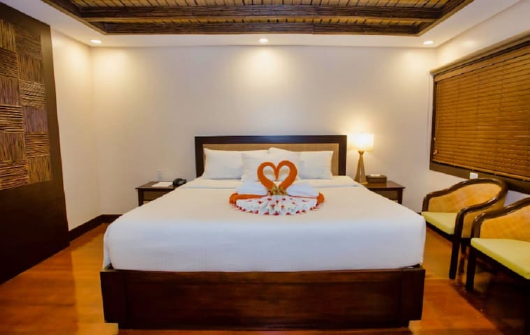 First Class Suite on Puerto Galera