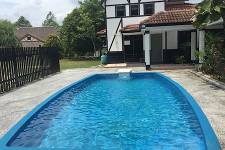 4 Bedroom A Famosa Villa with Private Pool - Alor Gajah - Vila