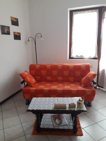 Soggiorno/Living area