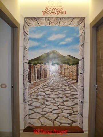B&B Domus Pompeii - Pompeii - Bed & Breakfast
