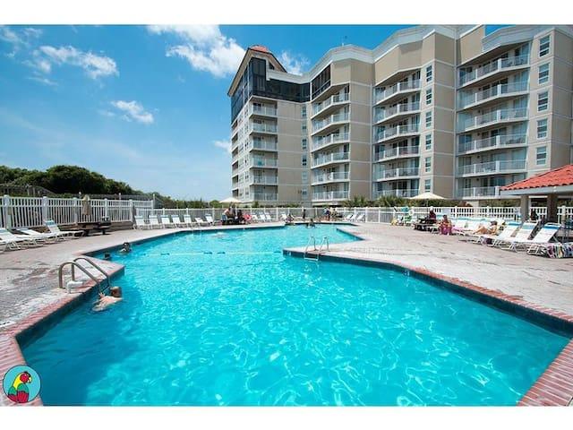 St. Regis Resort - North Topsail Beach - Kondominium
