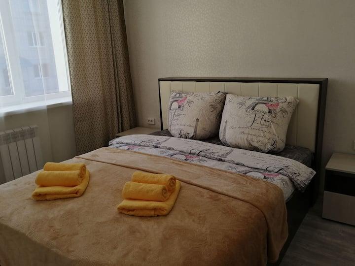 Двухкомнатная квартира на Урицкого 54А