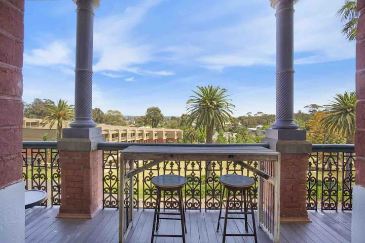 Luxury with Balcony Views - St Aidan's Park