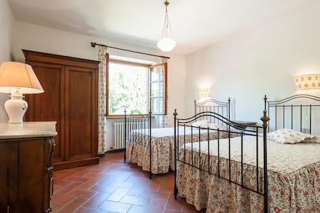 LA GENZIANA DOUBLE ROOM OVER THE WORLD - Citta di Castello - วิลล่า