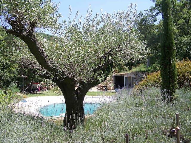 Petit paradis en Provence