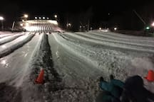 Night Tubing