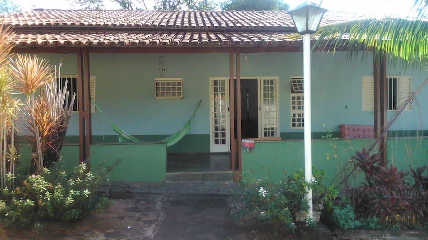 Chácara Araras - Sete Lagoas - Haus