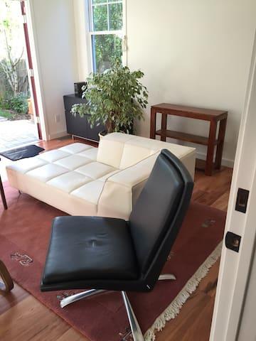 Entire StudioaptBayArea/SF/closeSFO - Burlingame - House