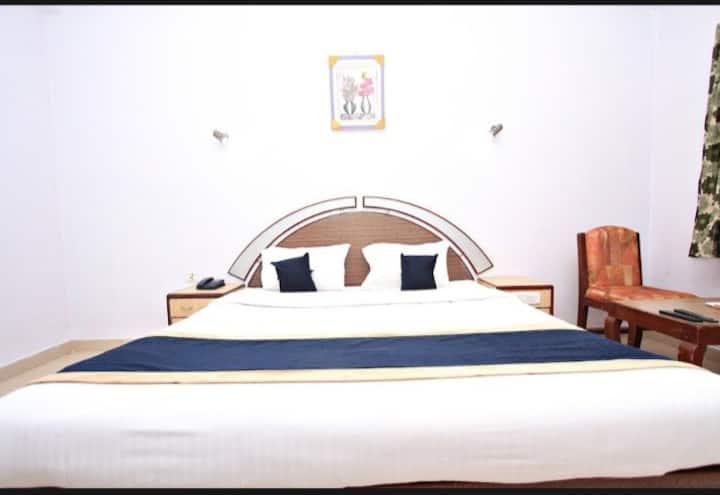 Single Room at Orchid Inn