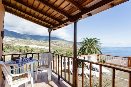 Villa Cruz 1 / Beautiful views and peace - Breña Alta - Talo