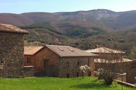 Acogedora casa de pueblo La Cachabas. 4 HAB