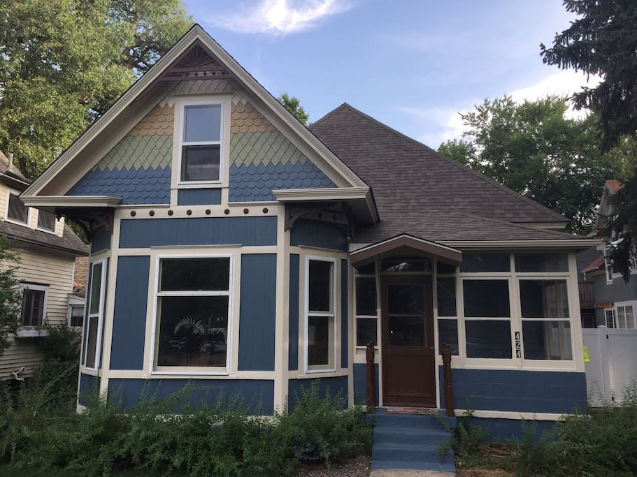 Downtown House In The Heart Of Foco Houses For Rent In Fort Collins Colorado United States