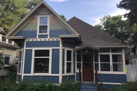 Downtown House in the heart of FoCO - Fort Collins - Maison
