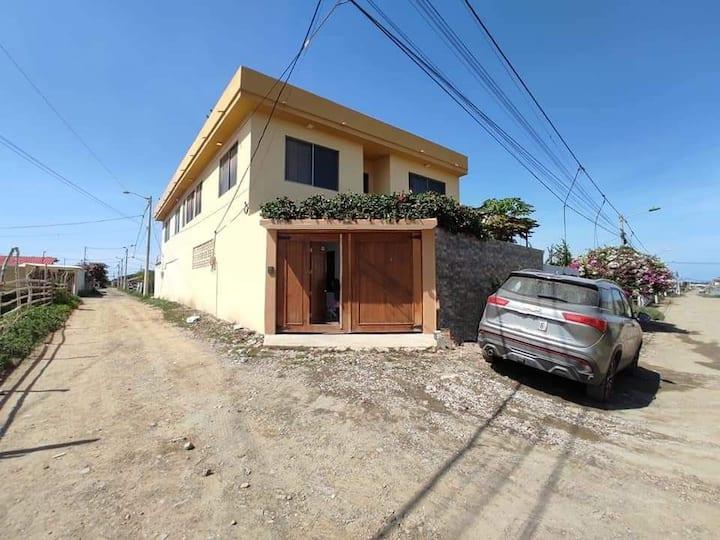 Casa Playas Villamil, el mejor clima del mundo