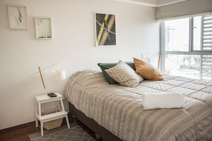New & Cozy Apartment Between Miraflores & Barranco