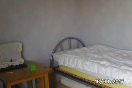 Chambre chez l'habitant - Besançon - Dom