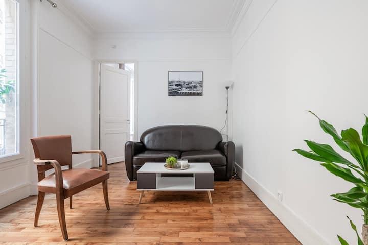 Très bel appartement à 5 min du métro Daumesnil