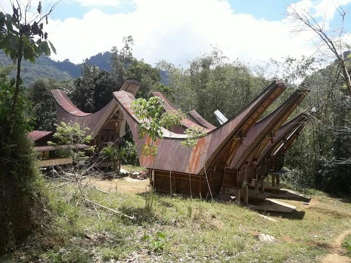 Tongkonan Layuk Kalembang