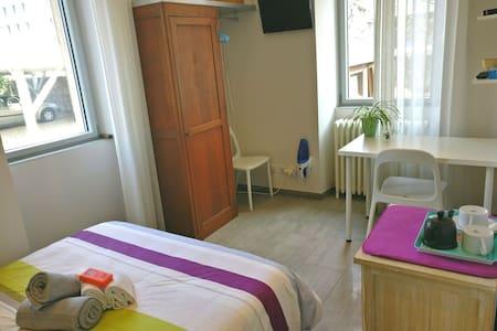 agréable studio ds maison fam - Chambéry - Byt