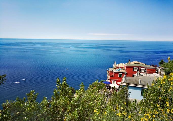Blue Path Apartment - Cinque Terre