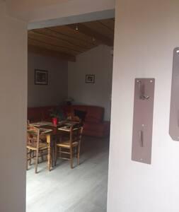 Studio 50 m2 calme avec vue magnifique - Chavanay - Apartment - 2