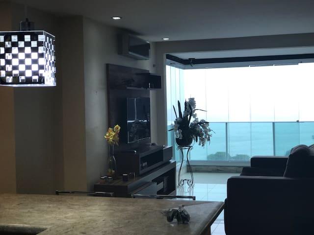 Apartamento luxo frente mar... - Fortaleza - Apartment