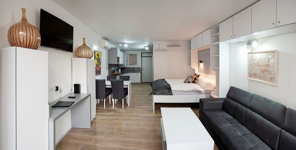 Luxury yet cosy and welcoming apartment in the heart of Sarajevo