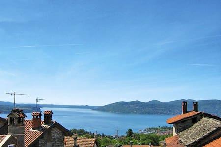 Casa vista lago - Cissano - Řadový dům