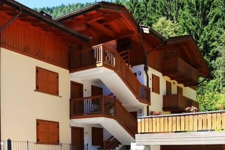 Confortevole appartamento in Val Rendena - Vigo Rendena - Wohnung
