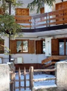 Trilocale Roccaraso con giardino - Roccaraso - Ev