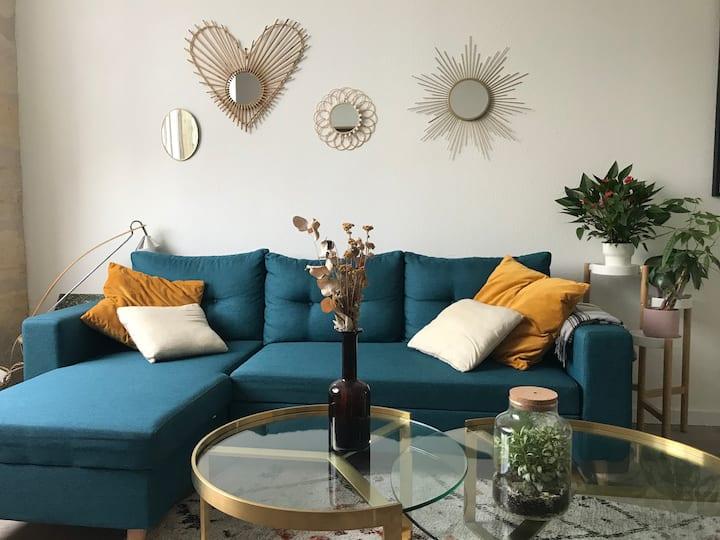 Appartement plein cœur de Bordeaux