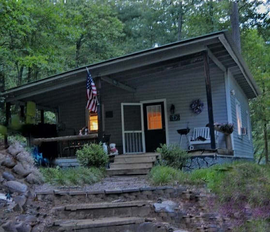 Way Down Inn on Lake Yonah North GA Mtns