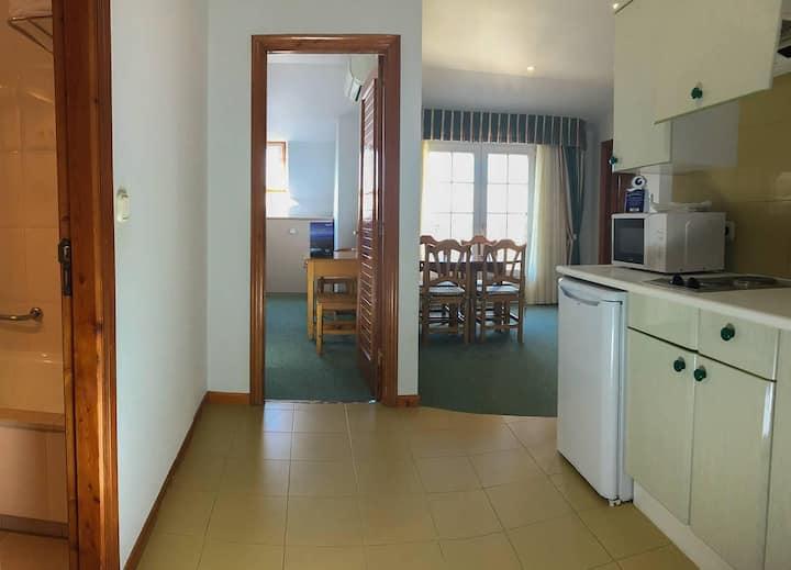 2 bedroom Apartament with kitchen