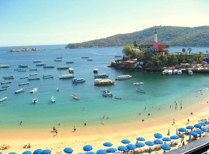 Depto 2 Recamaras alberca Acapulco