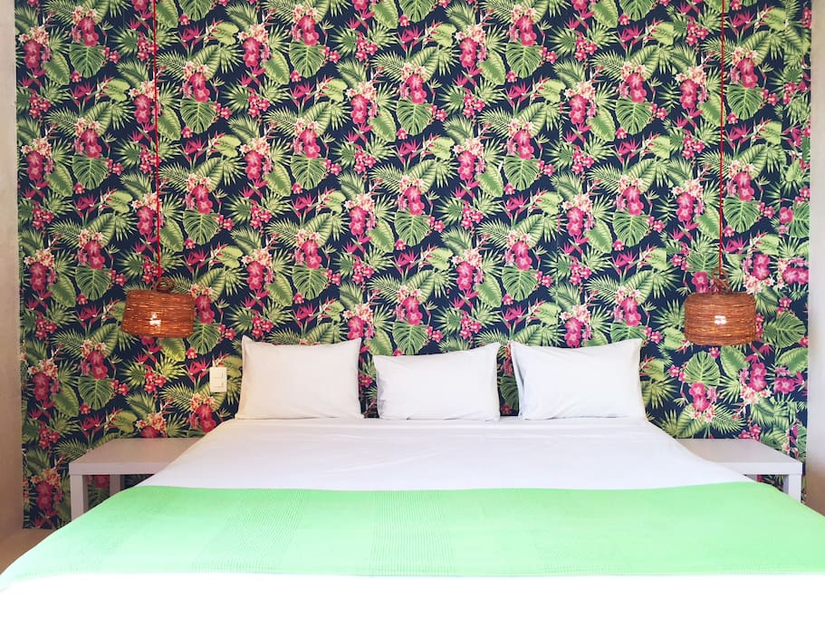 Recamara principal / Main bedroom