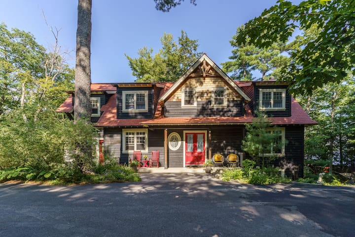 Luxurious cottage retreat  in Port Carling