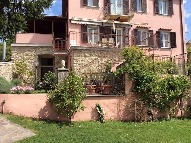 Aia dei Limoni, La Spezia - 5 Terre - Tivegna - Casa