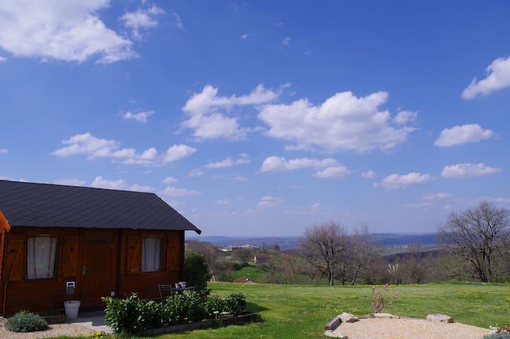 Chalet Vallée de la Cere et de la Dordogne