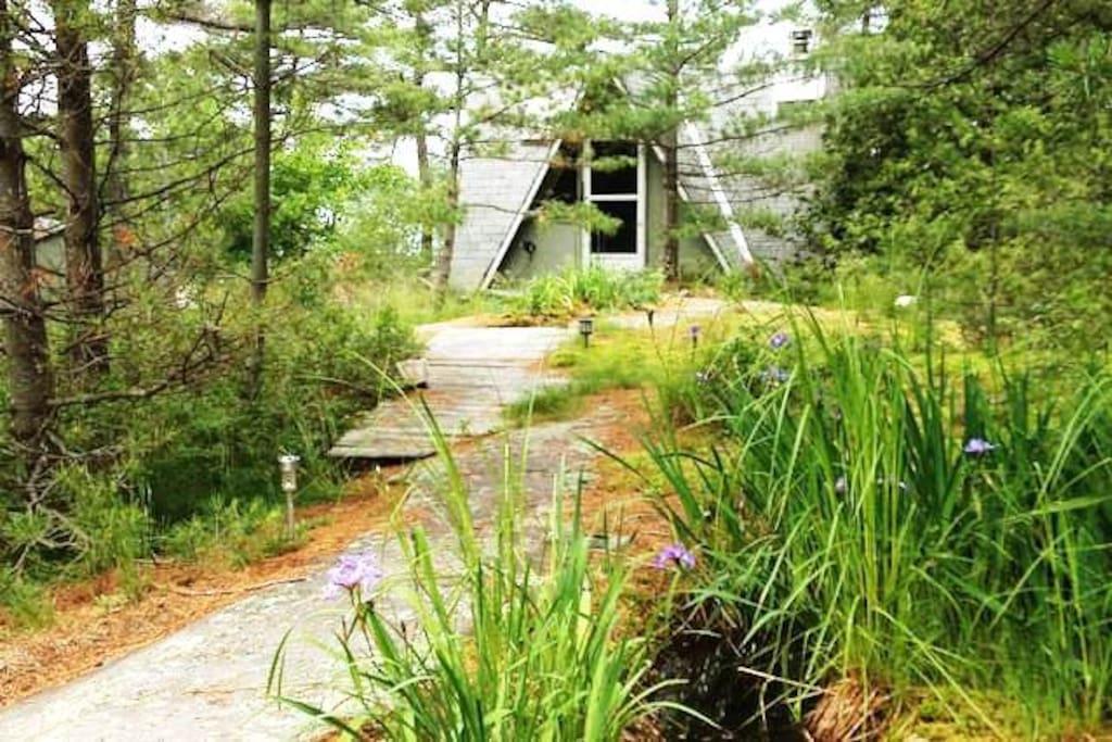 Private, Romantic Cabin on Island in Georgian Bay ...