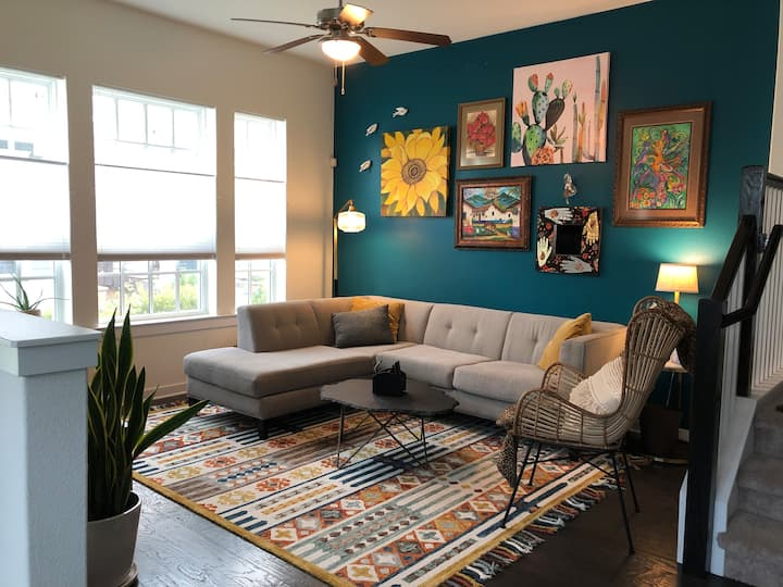 Bohemian Gem in the Heart of East Austin