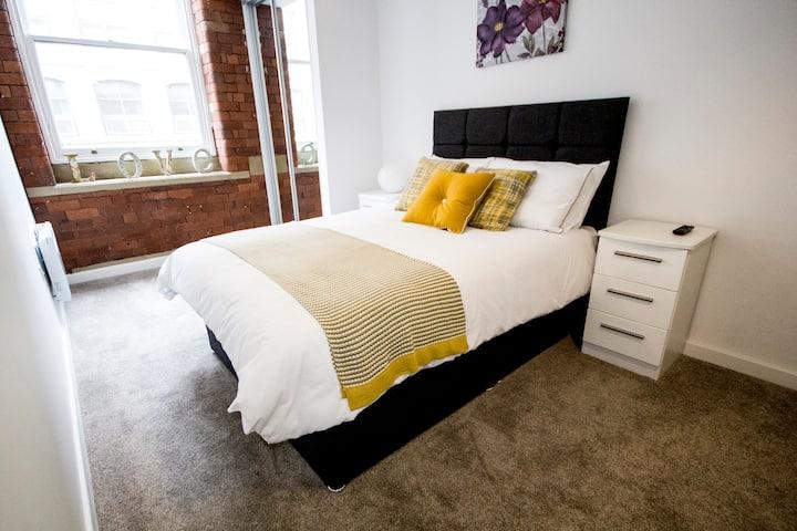 MyPad Luxury 1 bed 1 bath Apartment with Gym