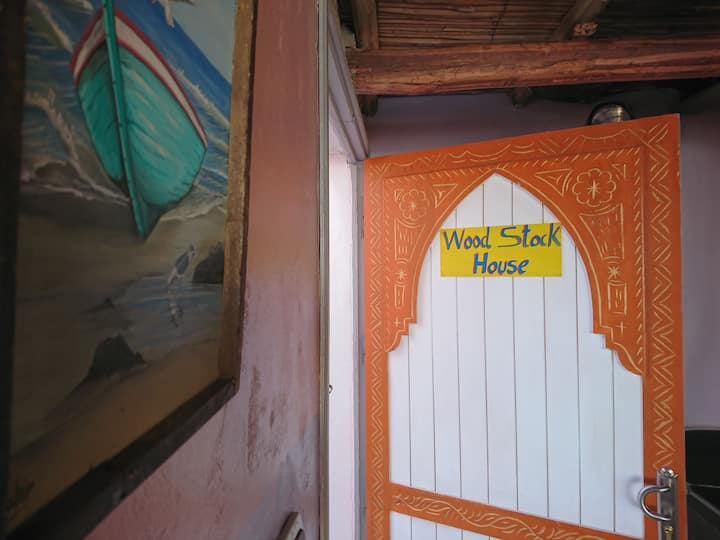 Wood Stock House Mirleft
