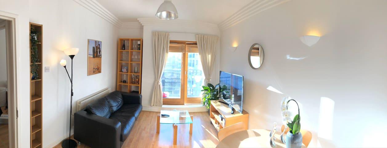 Bright & Cozy Apartment in IFSC