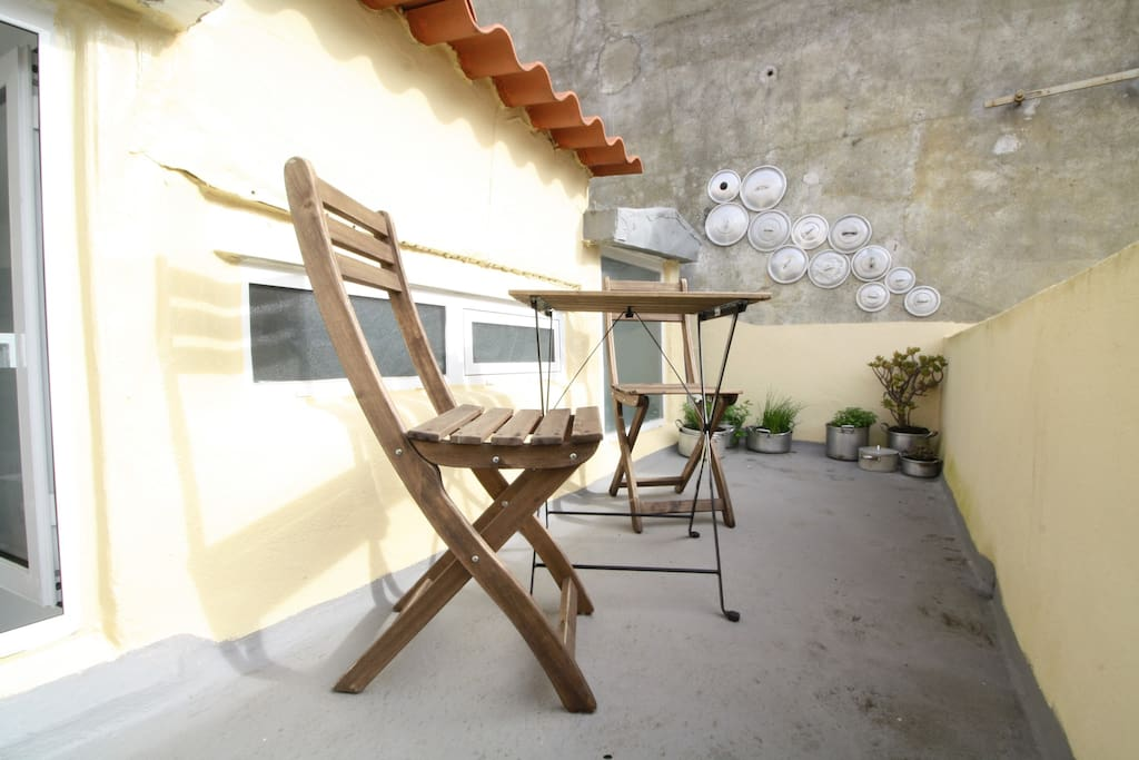 Terrace - Terraço