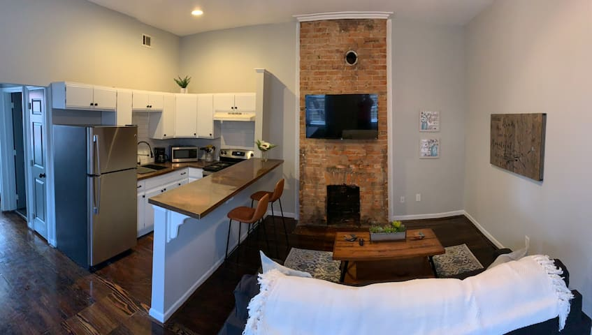 Grau Haus - Cozy Apartment in Mainstrasse Village