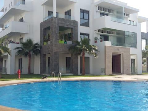 Luxury residence near the beach & NETFLIX