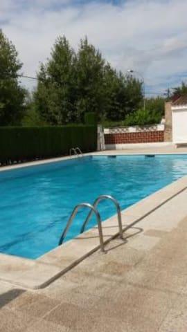 Empuriabrava, T2 piscine, terrasse - Empuriabrava - Apartment