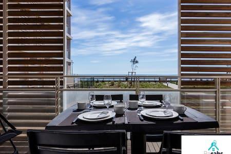 Appartement Terrasse Plage - Palavas-les-Flots - Lägenhet