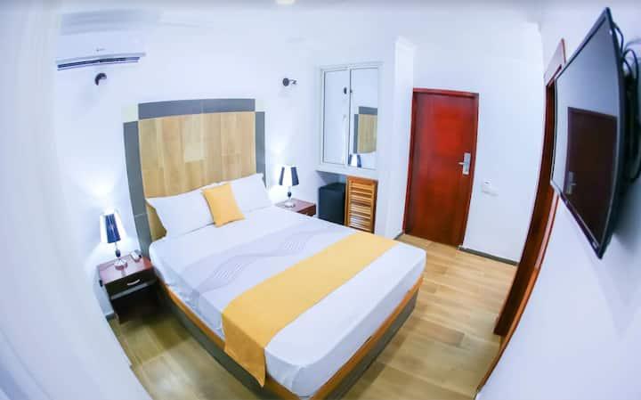 Habitación Deluxe en Hotel frente a la playa